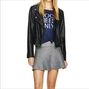 Aritzia Talula Vanderbilt Mini Skirt